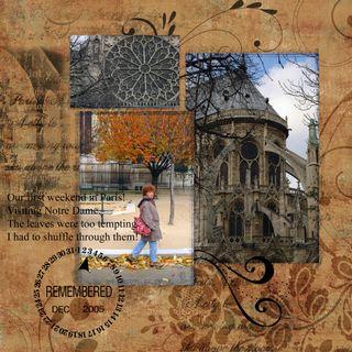 Paris - Notre Dame 05a