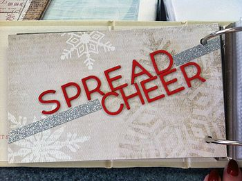 Spread cheer